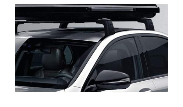 Amazon Com Mercedes Benz Genuine Basic Carrier Bars 2 Piece 213 890 06 93 Automotive