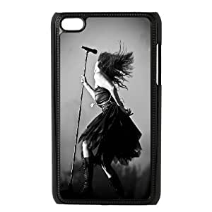 Ipod Touch 4 Phone Case Within Temptation F5K8205