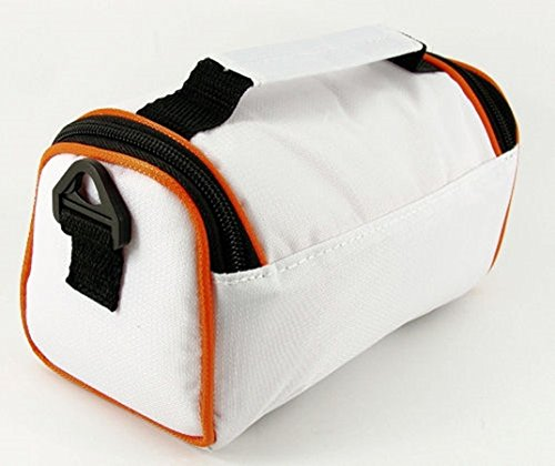 Hombro Negro Cool Azul Bolso al y Mujer Orange TGC With White Negro para Trims Hot qExSwzY8f