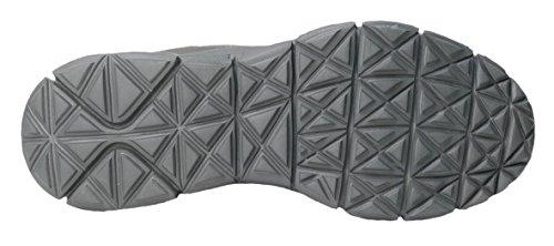 gibra® Deportes Guantes con Velcro, Gris, Talla 36–41 gris