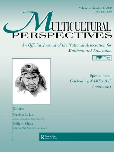 Special Issue: Celebrating Name's 10th Anniversary (Special Issue of Multicultural Perspectives)