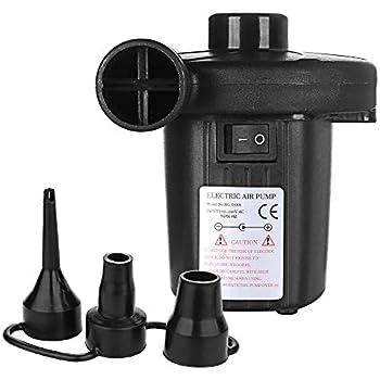 Amazon.com: Berocia - Bomba de aire para colchón de coche de ...