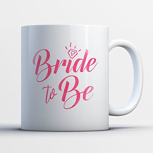 Bride To Be - Future Mrs. Mug - Soon to be Mrs Mug - Engagement Gift - Future Mrs Cup - Cute Engagement Coffee Mug Set - Engagement Gifts