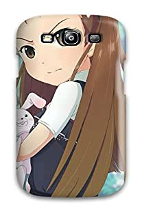 Galaxy S3 Rph-2097SARIqEin Idolm@ster Tpu Silicone Gel Case Cover. Fits Galaxy S3