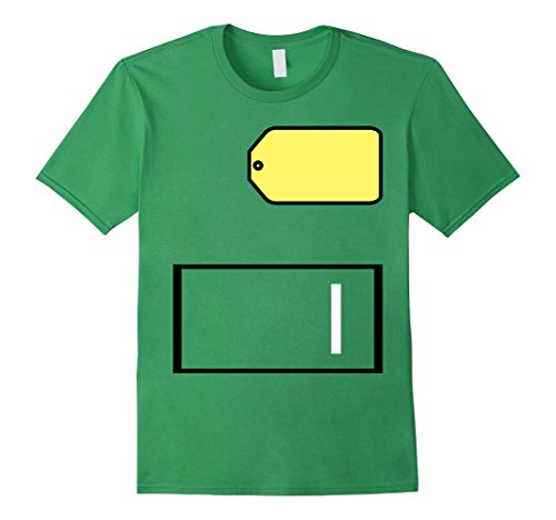 Price Is Right Costume Diy (Mens Game Show Group Halloween Costume T-Shirt XL Grass)