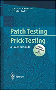 Book Patch Testing and Prick Testing: A Practical Guide