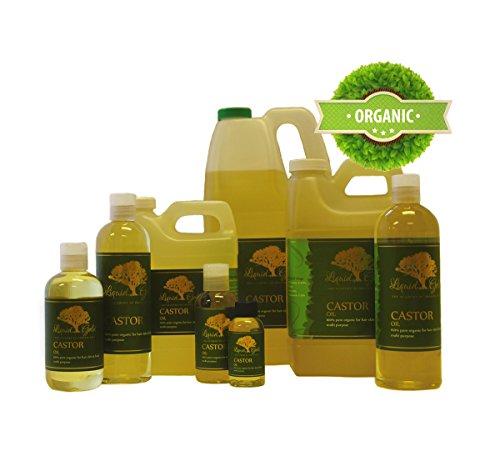 16 Fl.oz Premium Castor Oil Hair Skin Health Care Moisturizer