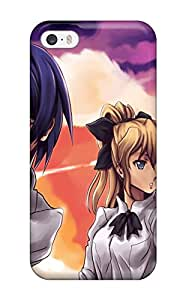 Hot Snap-on Katawa Shoujo Hard Cover Case/ Protective Case For Iphone 5/5s