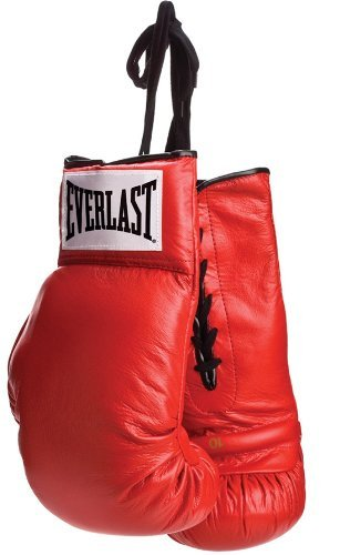 Everlast Leather Autograph Gloves