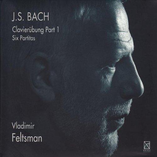 Vladimir Feltsman. J.S. Bach  Six Partitas / Two Part Inventions (2 CDs) by Urtext Records (Import)
