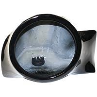 Atrend AFG-STC (D) Phantom Fit Single 12-Inch Sealed Driver Side Fiberglass Enclosure for Scion TC 2004-2012 (Black)