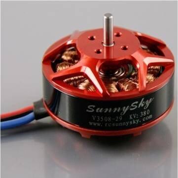 Sunnysky V3508 380KV Outrunner Brushless Motor For Multi-rotor