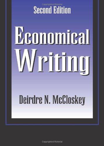 Economical Writing by Brand: Waveland Press Inc.