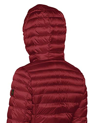 Mead C01352 Small Women's Jacket Rosso Red REFRIGIWEAR 84x5qwUP