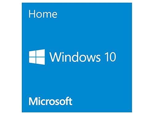 Microsoft Windows 10 Home 64 Bit System OEM