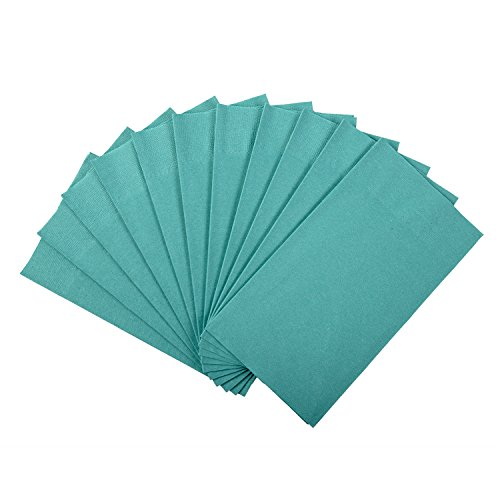 Royal Teal Dinner Napkin, Package of -