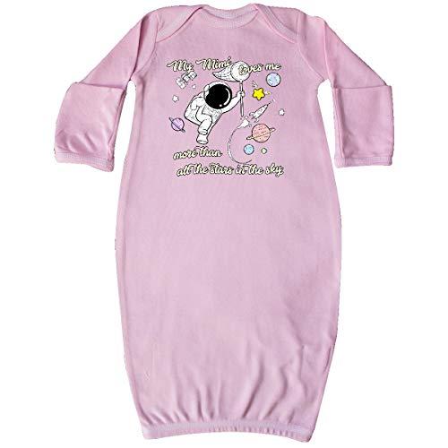 inktastic - My Mimi Loves Me Newborn Layette Pink 35b49 -