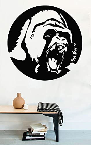 Vinyl Wall Decal Sticker King Kong On Empire State Building 1160 Stickerbrand