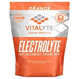 Vitalyte Electrolyte Powder Sports Drink Mix, 80 Servings Per Container, Natural Electrolyte Replacement