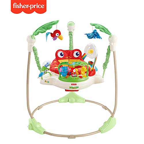 Fisher-Price Rainforest Jumperoo (Around The Spin Farm)