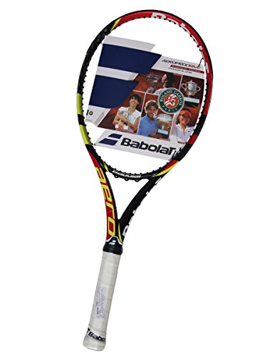 Babolat AeroPro Drive French Open Tennis Racquet (4-1/4), used for sale  Delivered anywhere in USA