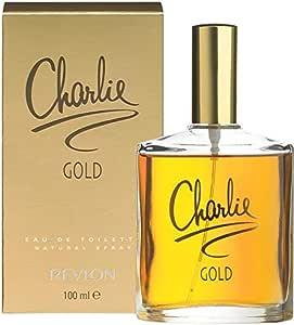 Charlie Gold Revlon for femme 100 ml