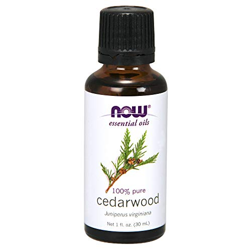 NOW Essential Oils, Cedarwood Oil, 1-Ounce ()