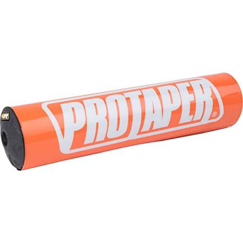 (Pro Taper Round Handlebar Pad (Race Orange) (8.6))