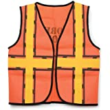 "Darice Crafts AC - Kids Construction Vest 16"" W x 18"" H"