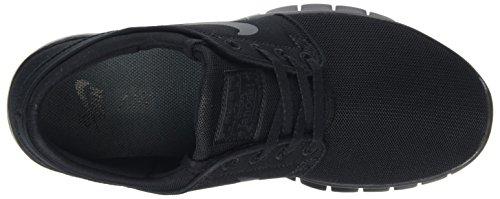 Nike Stefan Janoski Max Heren Sneakers Zwart / Zwart / Antraciet / Zwart