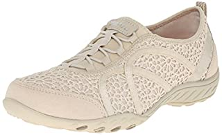 Skechers Sport Women's Breathe Easy Fortune Fashion Sneaker,Natural Meadows,8 M US (B0113OT5PM) | Amazon price tracker / tracking, Amazon price history charts, Amazon price watches, Amazon price drop alerts