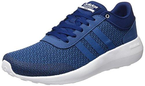 adidas Herren Cloudfoam Race Turnschuhe, Hellblau Blau