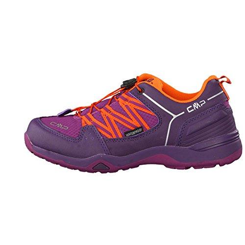C. M. P. Trekkingschuhe Purple/Pink