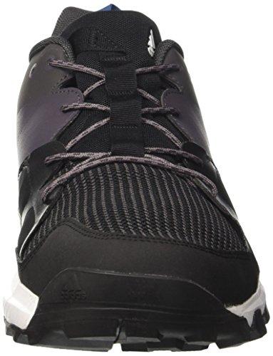 adidas Kanadia 8 Tr M, Zapatos Correr Hombre Rojo (Negbas/azusen/gritra)
