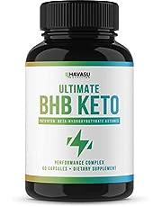 Ultimate BHB Keto Fat Burner with Patented BHB