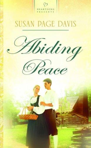 book cover of Abiding Peace