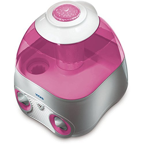 Kaz Inc. Vicks Starry Night Cool Moisture Humidifier Color: Pink For Sale