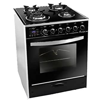 Unionaire i-Chef Cooker 4 Burners - 6060GS-AC-383-ID
