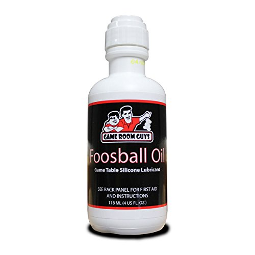 Game Room Guys Foosball 4 oz Bottle Foosball Oil Rod...