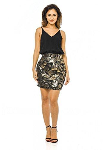 2 in 1 dress skirt - 4