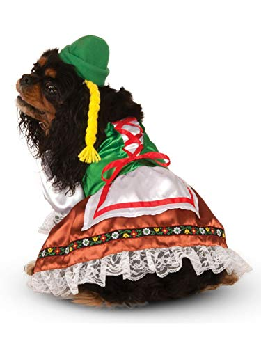 Oktoberfest Sweety Pet Suit, -