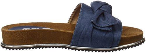 Sandales Refresh 64326 Bleu Femme Bout Jeans Ouvert SSwApxq6