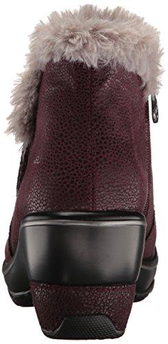 Wine Shimmer by JBU Jambu Mesa Ankle Women's Bootie Tn78xHqOw