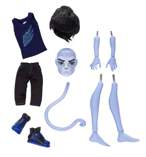 Monster High Create-a-Monster Puma Boy Add-On Accessory Parts]()