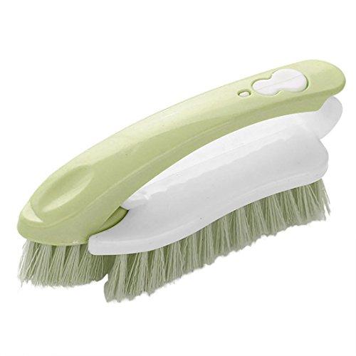 UMFun Kitchen Wash Washing Tool Bowl Palm Brush Shoe Scrubber Cleaning Brush 16x5.5cm (Palm Tree Bubble Lamp)