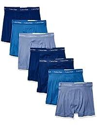 Calvin Klein Cotton Classics Megapack - Calzoncillos Tipo Calzones Slip para Hombre