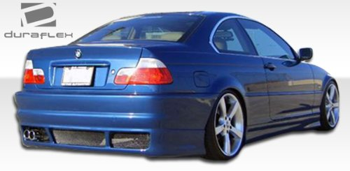 e46 rear bumper cover - 3