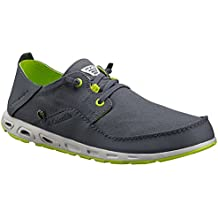 Columbia Men's Bahama Vent Relaxed PFG Leather Casual Boat Shoes