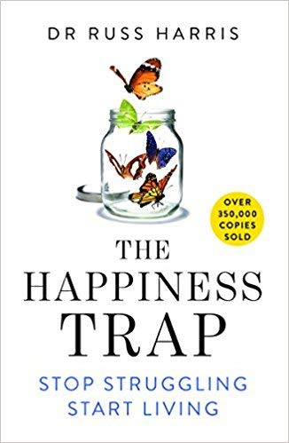 [By Russ Harriss ] The Happiness Trap: Stop Struggling, Start Living (Paperback)【2018】by Russ Harriss (Author) (Paperback)