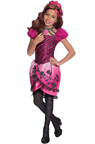 Rubies Ever After High Child Briar Beauty Costume, Child Large Ages 8 -10 Years
